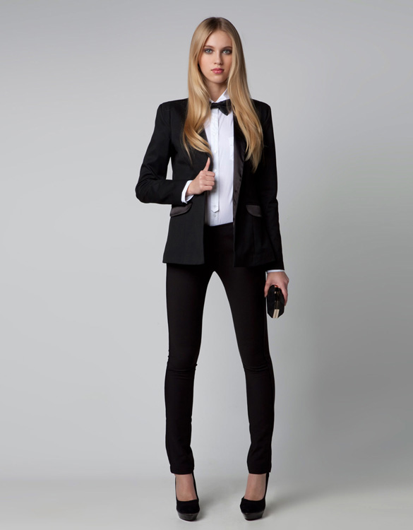 Female-Black-Tuxedo
