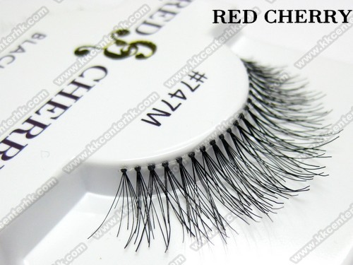 Red-Cherry-Natural-Lashes-747M-Black-1