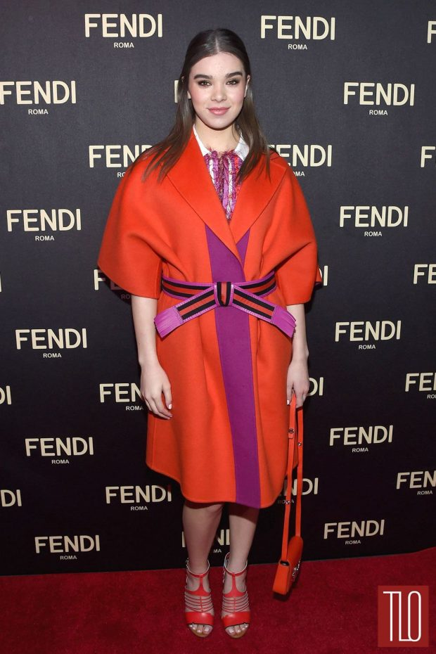 Hailee-Steinfeld-Fendi-New-York-Flagship-Boutique-Inauguration-Party-Red-Carpet-Fashion-Tom-Lorenzo-Site-TLO-1