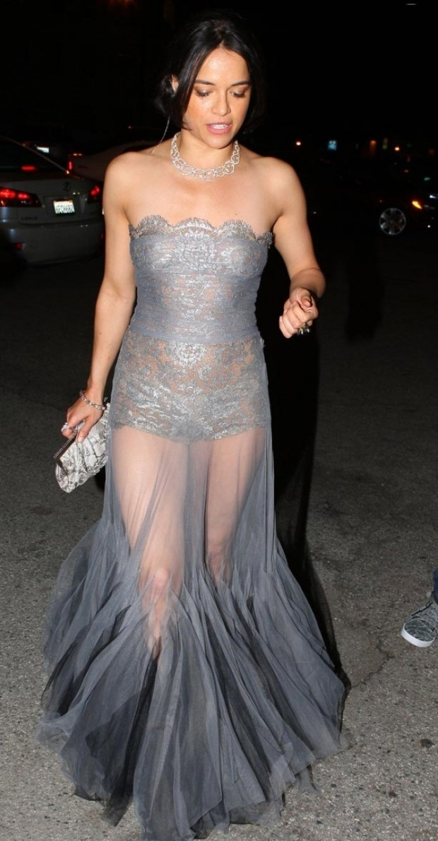 michelle-rodriguez-dress